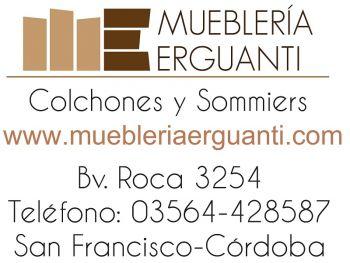 Muebleria Erguanti San Francisco Cordoba Argentina San Francisco